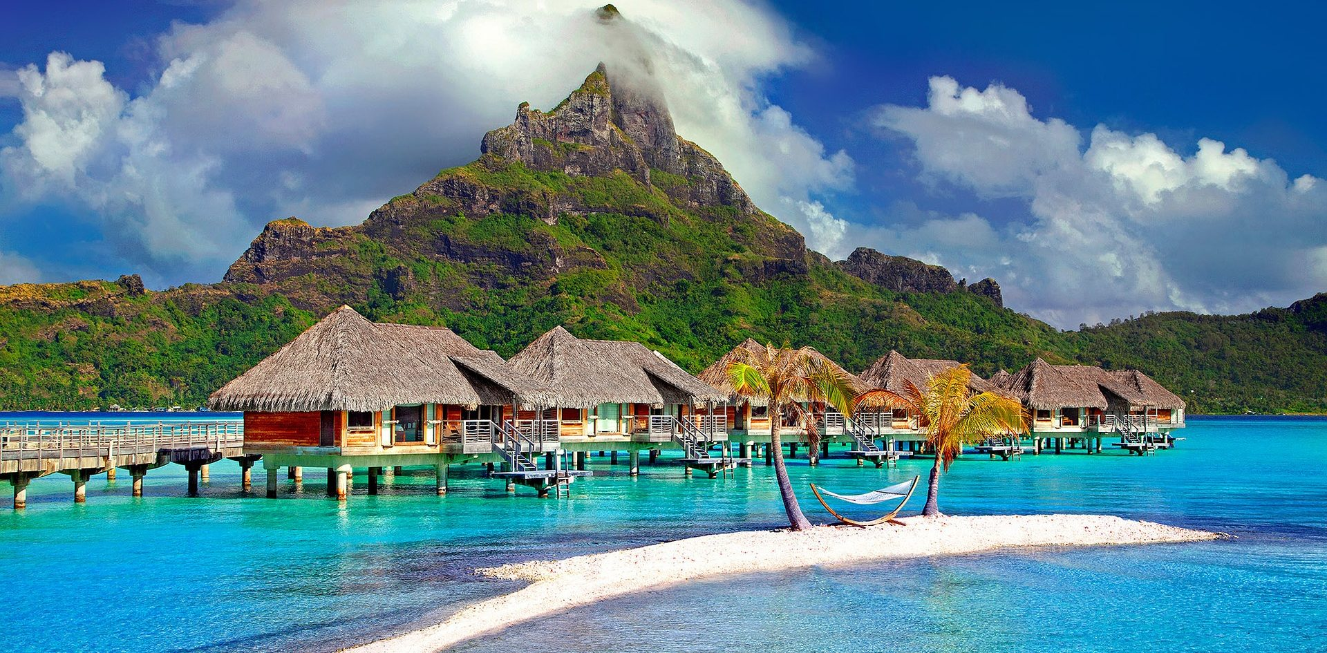 holidays to South Pacific, Bora Bora, Australasia