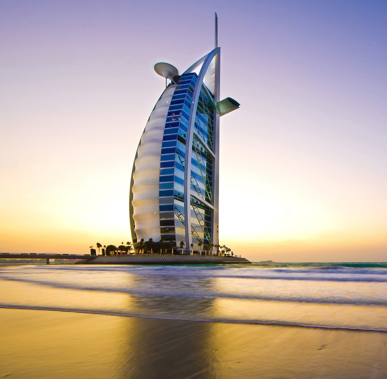 Destination Calendar Burj Al Arab 6* Hotel Dubai Middle East
