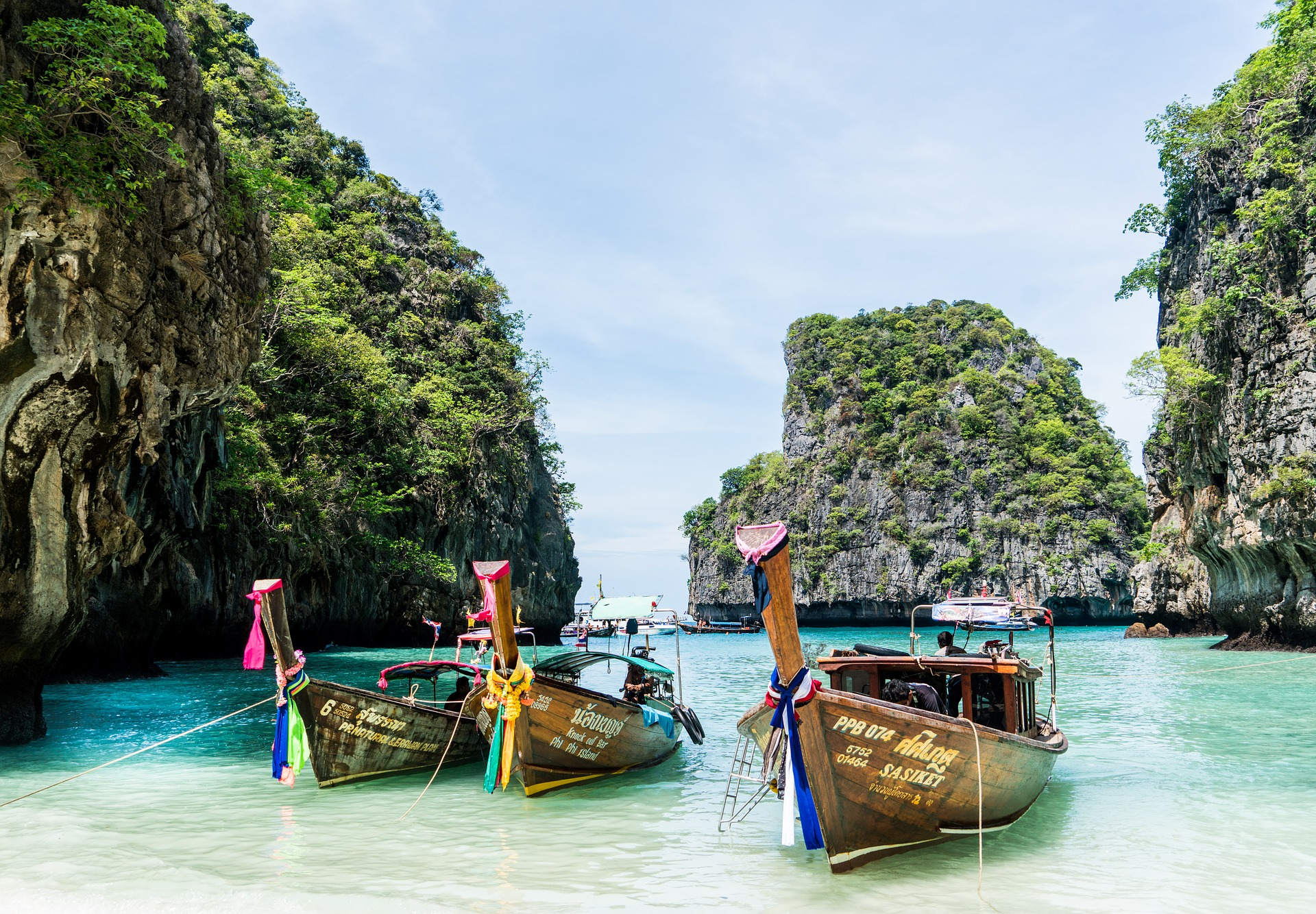 phuket, a fantastic beach destination in thailand